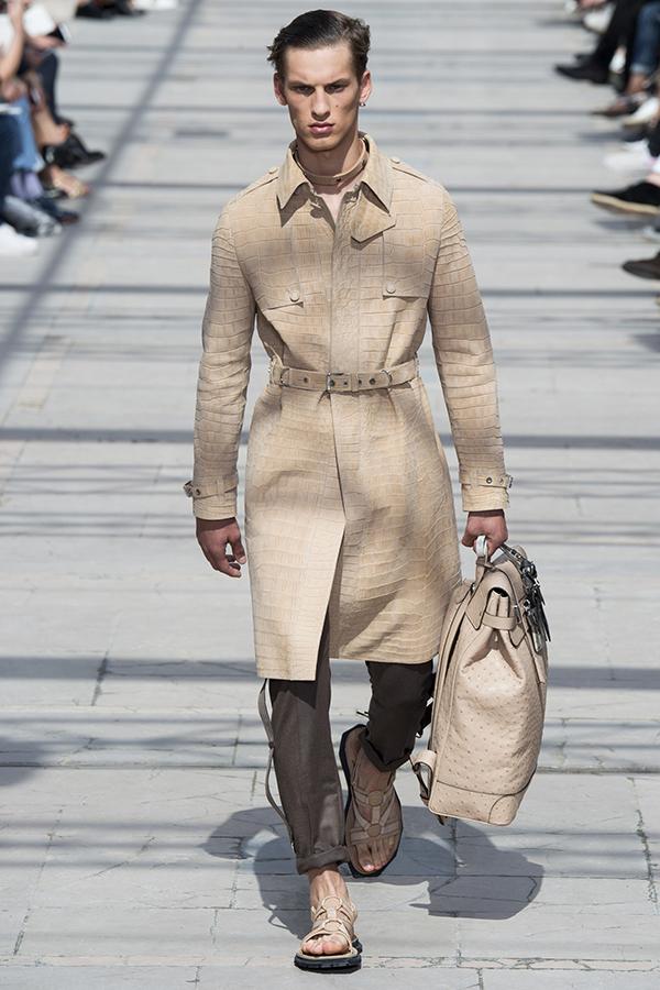 Louis Vuitton 2017春夏男装系列巴黎时装周
