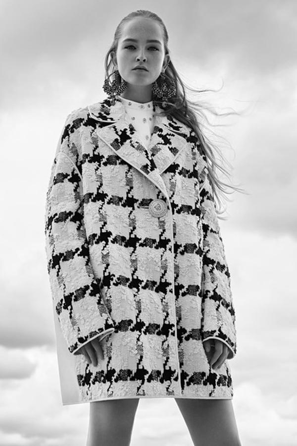 Alexander McQueen 2017早春系列lookbook