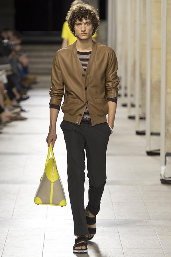 Hermès 2017春夏男装系列巴黎男装周