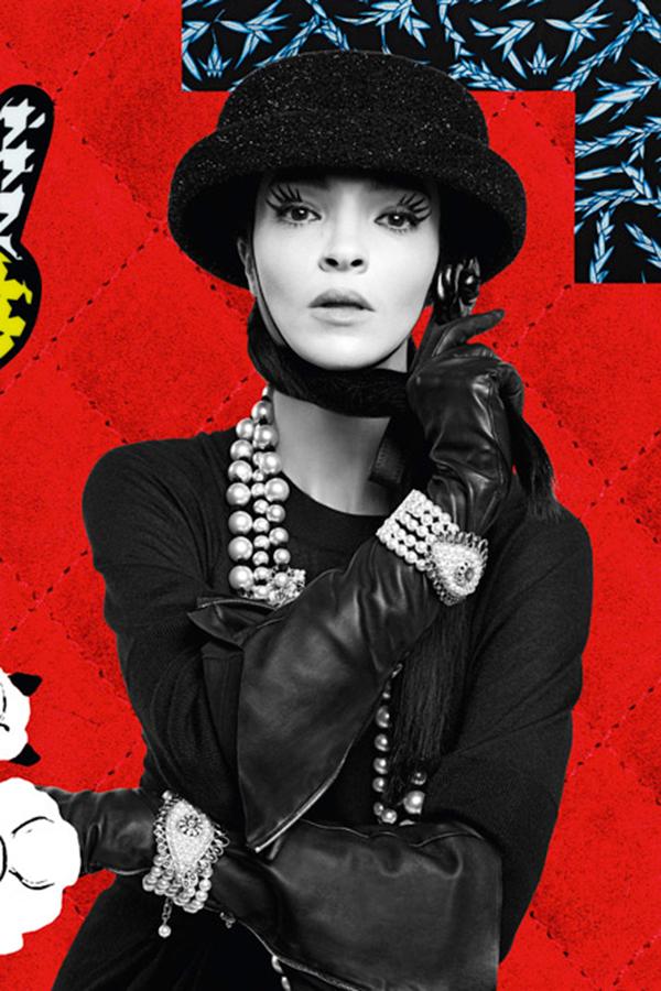Chanel 2016秋冬系列广告大片