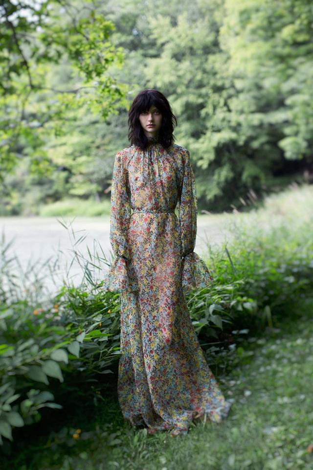 BY. Bonnie Young 2017年早春纽约时装周成衣系列发布