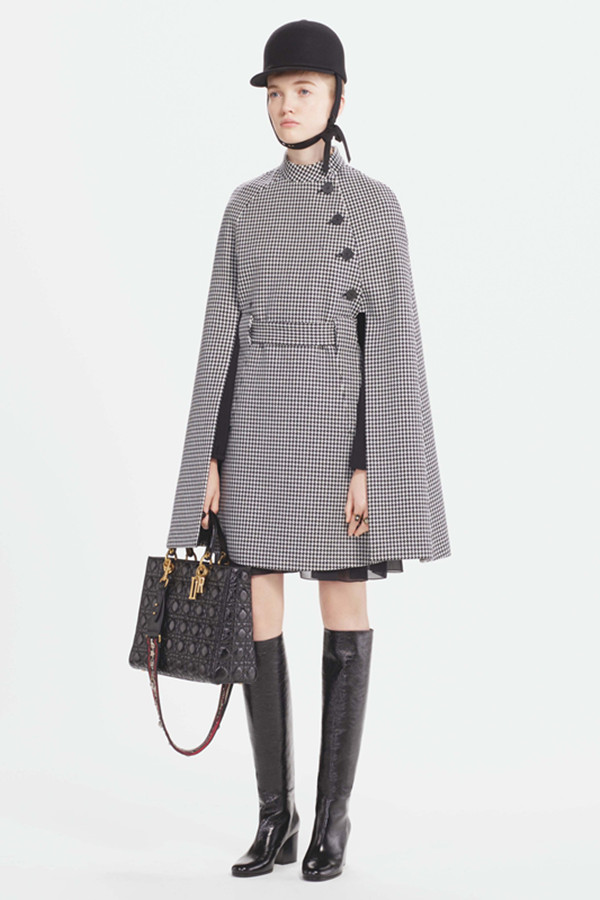 Christian Dior 2017早秋系列Lookbook