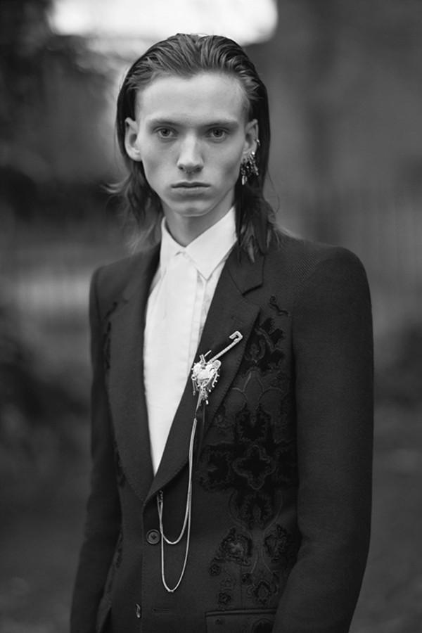 Alexander McQueen 2017早秋系列Lookbook