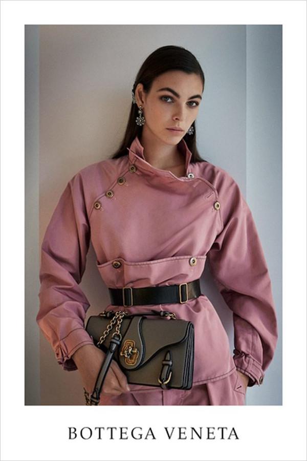 Bottega Veneta 2017最新系列广告大片释出