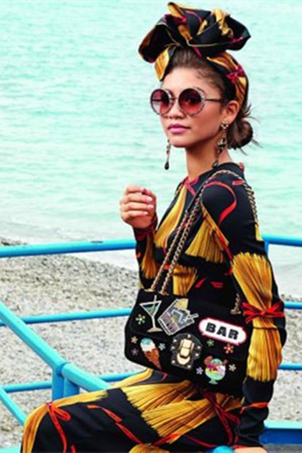 Dolce & Gabbana 2017春夏系列LookBook