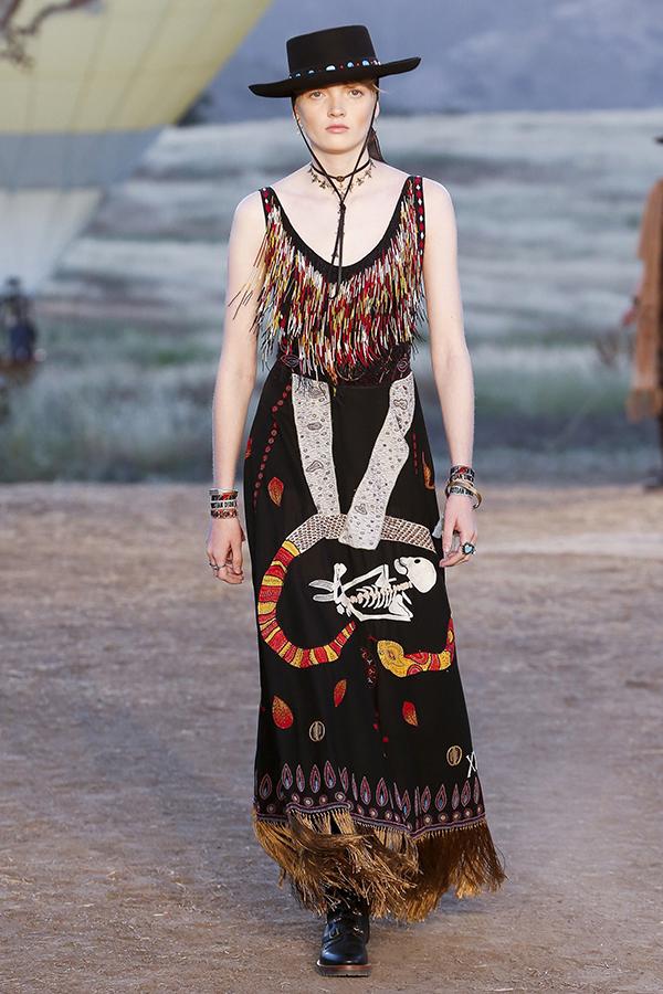 Christian Dior 2018早春度假系列秀场