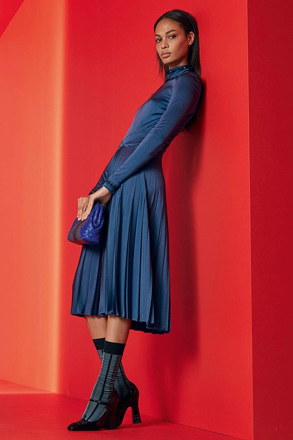 Bottega Veneta 2018早春系列LookBook
