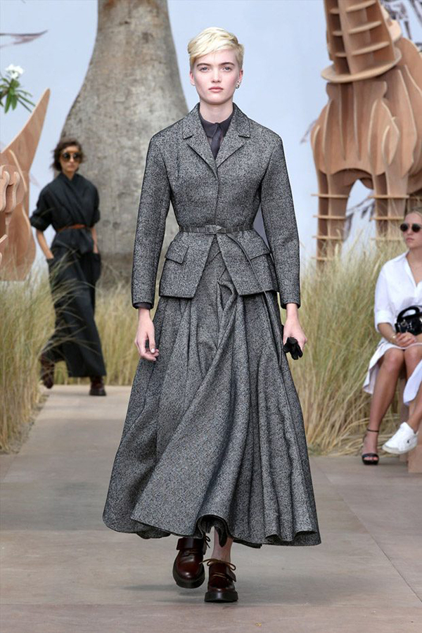 Christian Dior 2017秋冬高定系列秀场