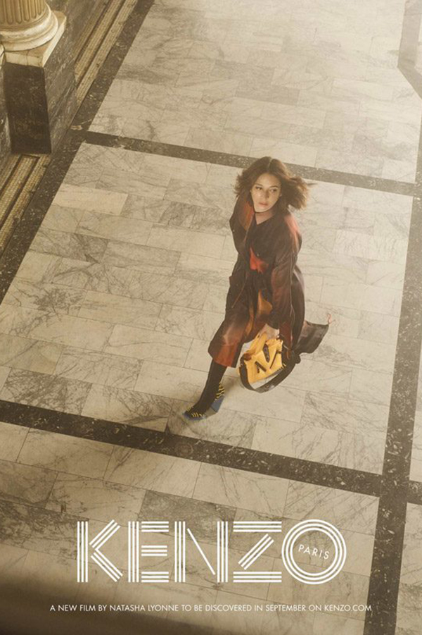 KENZO 2017秋冬系列广告大片film