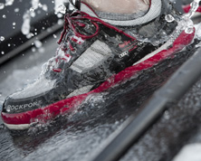 北京/美国知名舒适鞋履品牌ROCKPORT(美国乐步)在2011年1月13...