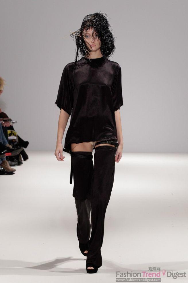 旅英服装设计师陈劭彦2012年春夏系列