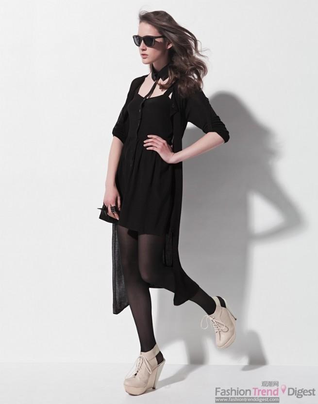 欧美设计师强势袭沪掀2012新锐时尚狂潮