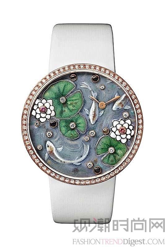 卡地亚珠宝腕表