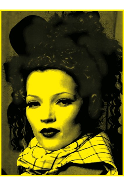 Kate Moss的生日回顾...