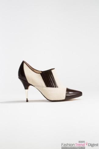 创意鞋子黑白设计图