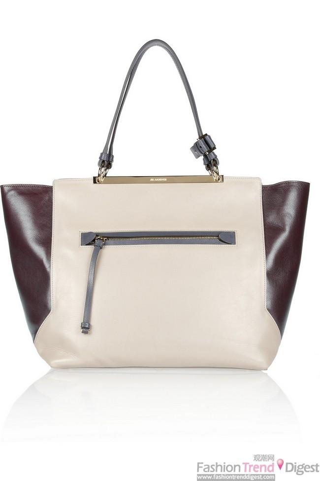 摩登必备:大包袋 新风格