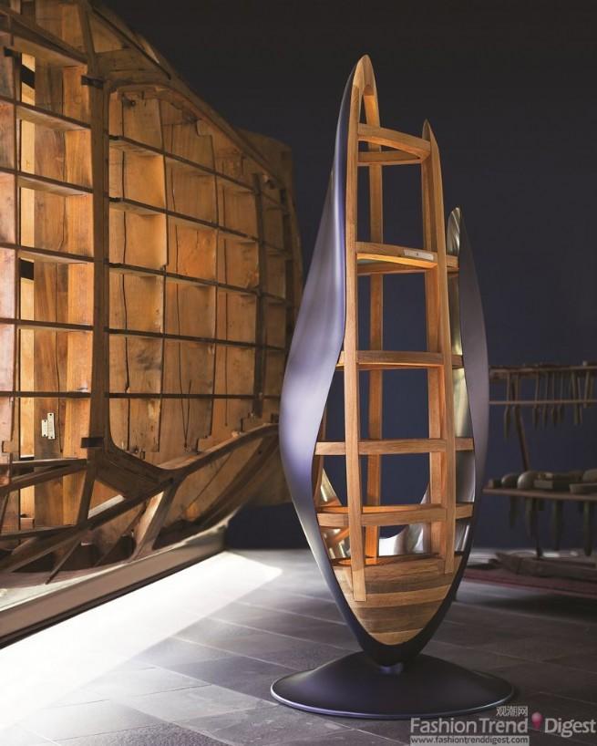 酒柜,全球仅十件.这款超凡艺术品的设计灵感源自高清图片