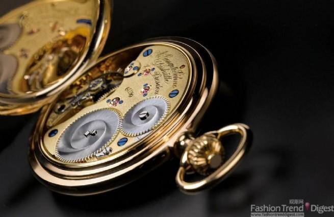 从怀表到腕表:朗格1815系...