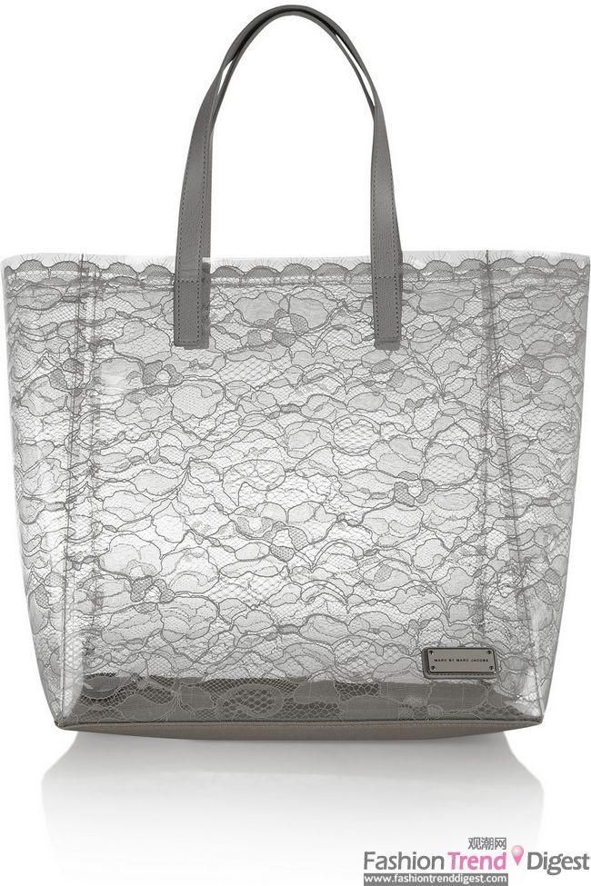 时尚百宝箱:印花沙滩包袋