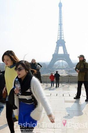 中国游客成巴黎小偷主要目标