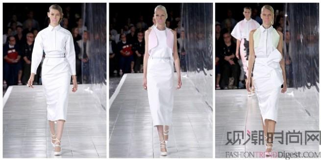 2014春夏纽约时装周第三天