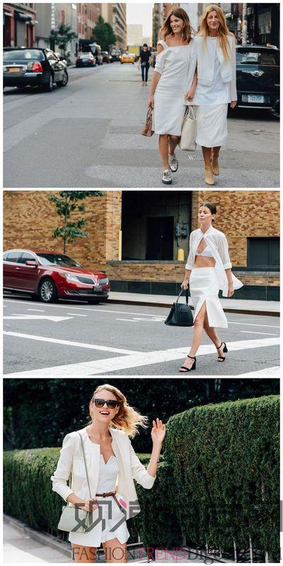 街拍教你怎么穿