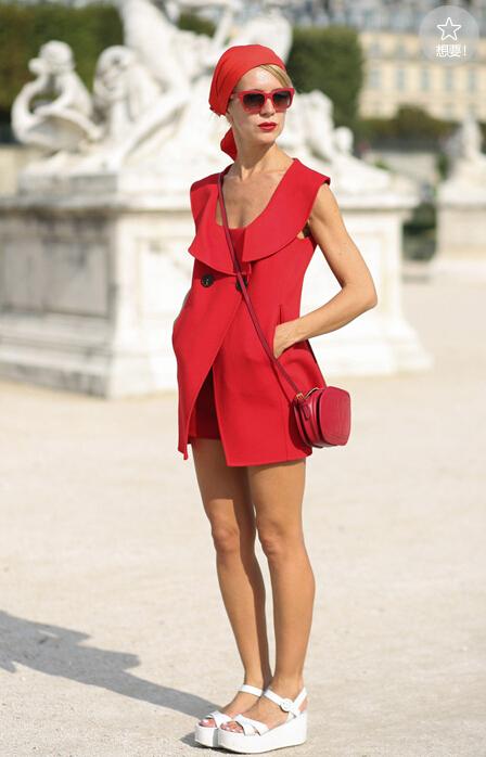 經典街拍讓你了解全球最會穿衣...