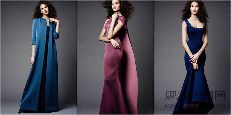 2015早秋系列 设计师一个尝试的舞台_品牌服装网