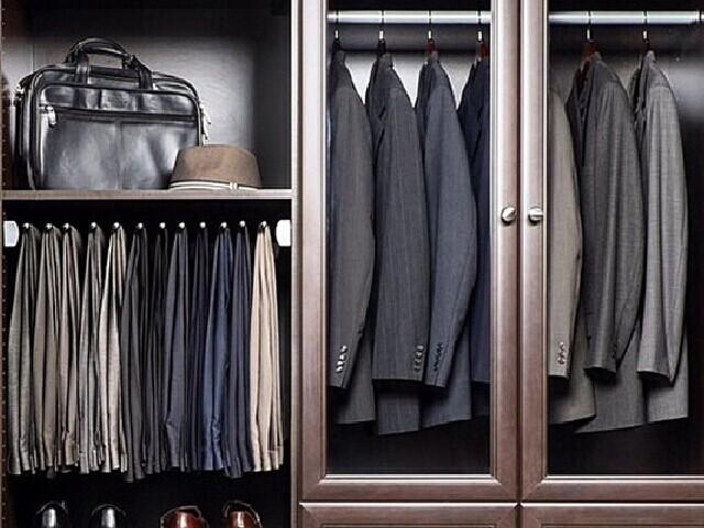 男人的衣柜应该有些什么