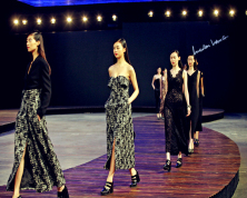 LUCIEN WANG高级女装成衣2014秋冬系列在京发布
