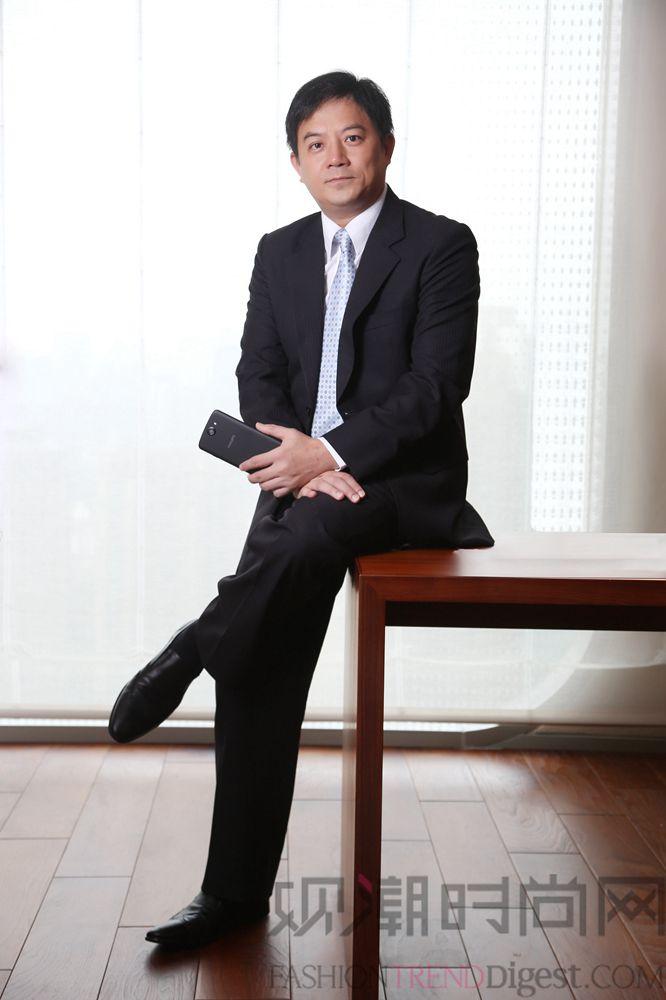 飞利浦手机CEO侯凯文专访