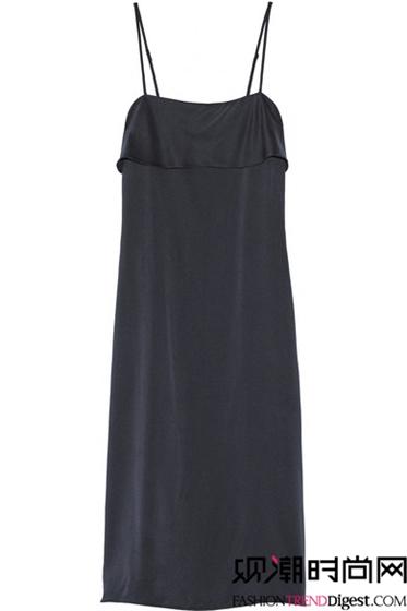 高温不怕 一条吊带裙清凉盛夏