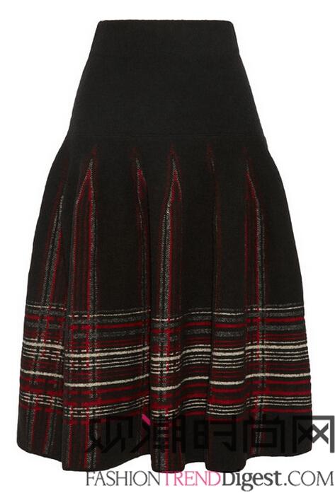 巧搭配多变换,形形色色半身裙