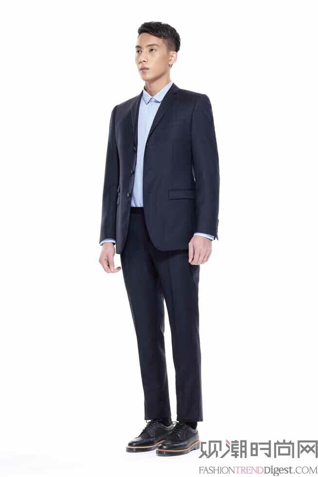 英伦时尚轻奢品牌T.W.D秋冬系列