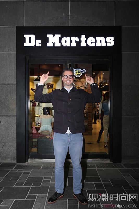 专访Dr. Martens市...