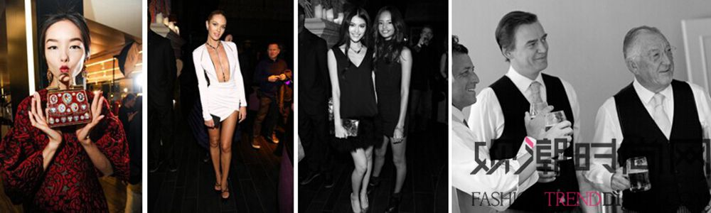 2014米兰国际时装周 中意...