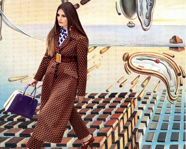 2014米兰国际时装周 中意顶级时尚品牌研讨精英班