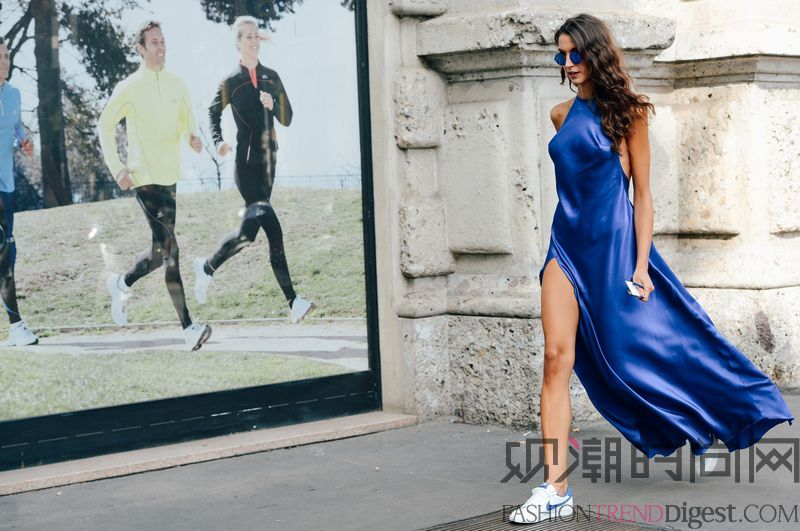 2015春夏米兰时装周街拍(下)