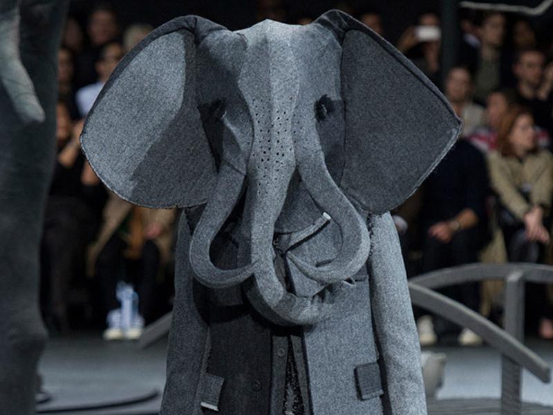 男装周里程碑:过去十年革命性秀场造型