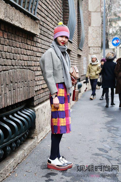 秋季必入时尚单品——及踝靴