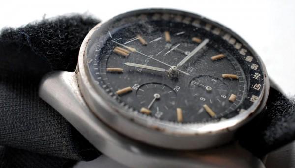 登陆过月球的手表将拍卖 身份...