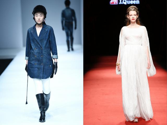 「秀场直击」梅赛德斯-奔驰中国国际时装周 - Day6