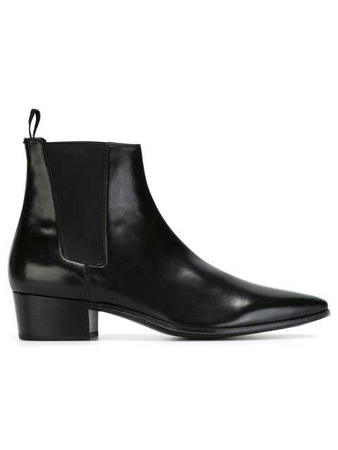 男人的高跟鞋,说来也很性感!