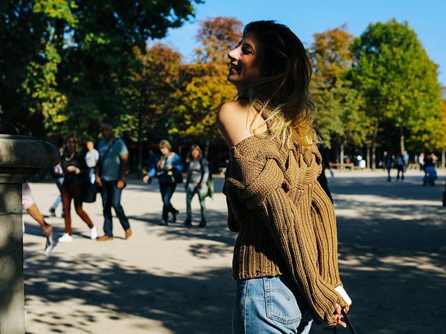 2015秋冬时装周哪些最实穿――麻花套头毛衣