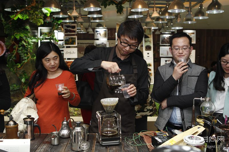 K11咖啡博物馆  探索苦味哲学