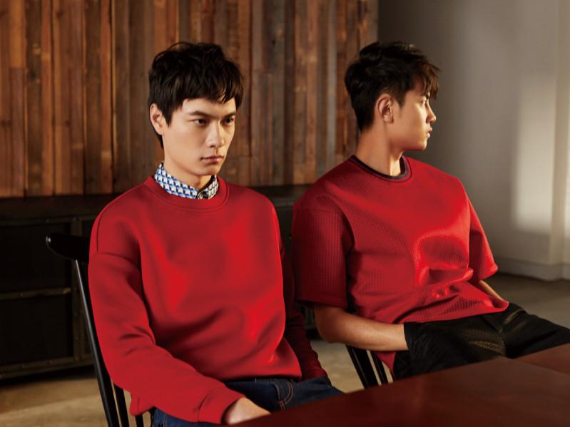 ROY的春夏――男装设计品牌DEPOT3 2015春夏