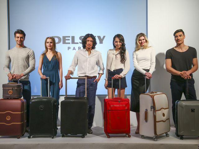 演绎法式精髓与创新 开启休闲时尚之旅 法国箱包品牌DELSEY 2015新品预览