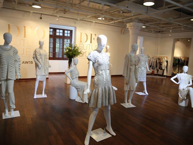 DFO Showroom FUTURE QUEEN 2015秋冬大型订货会: 60个国际品牌亮相上海思南公馆