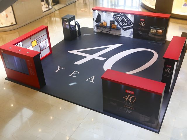 TUMI庆祝40年的创新技术与优秀设计成果