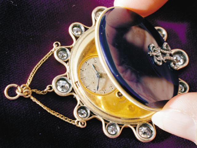 寻一块有故事的腕表,保持体面的身价